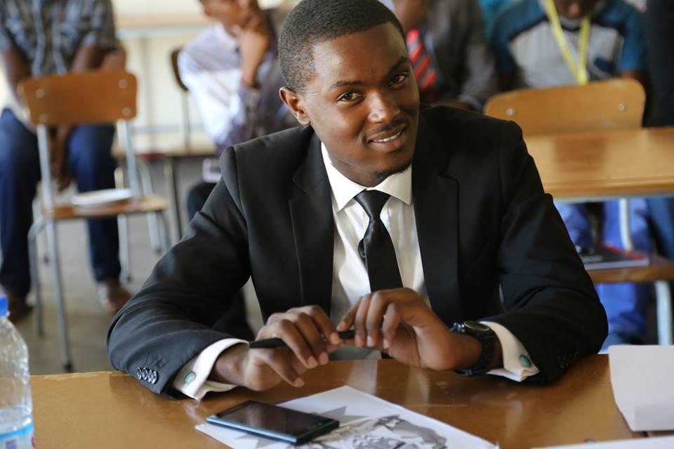 AFC Scholarship Beneficiary Testimonial: Hastain Karimanzira