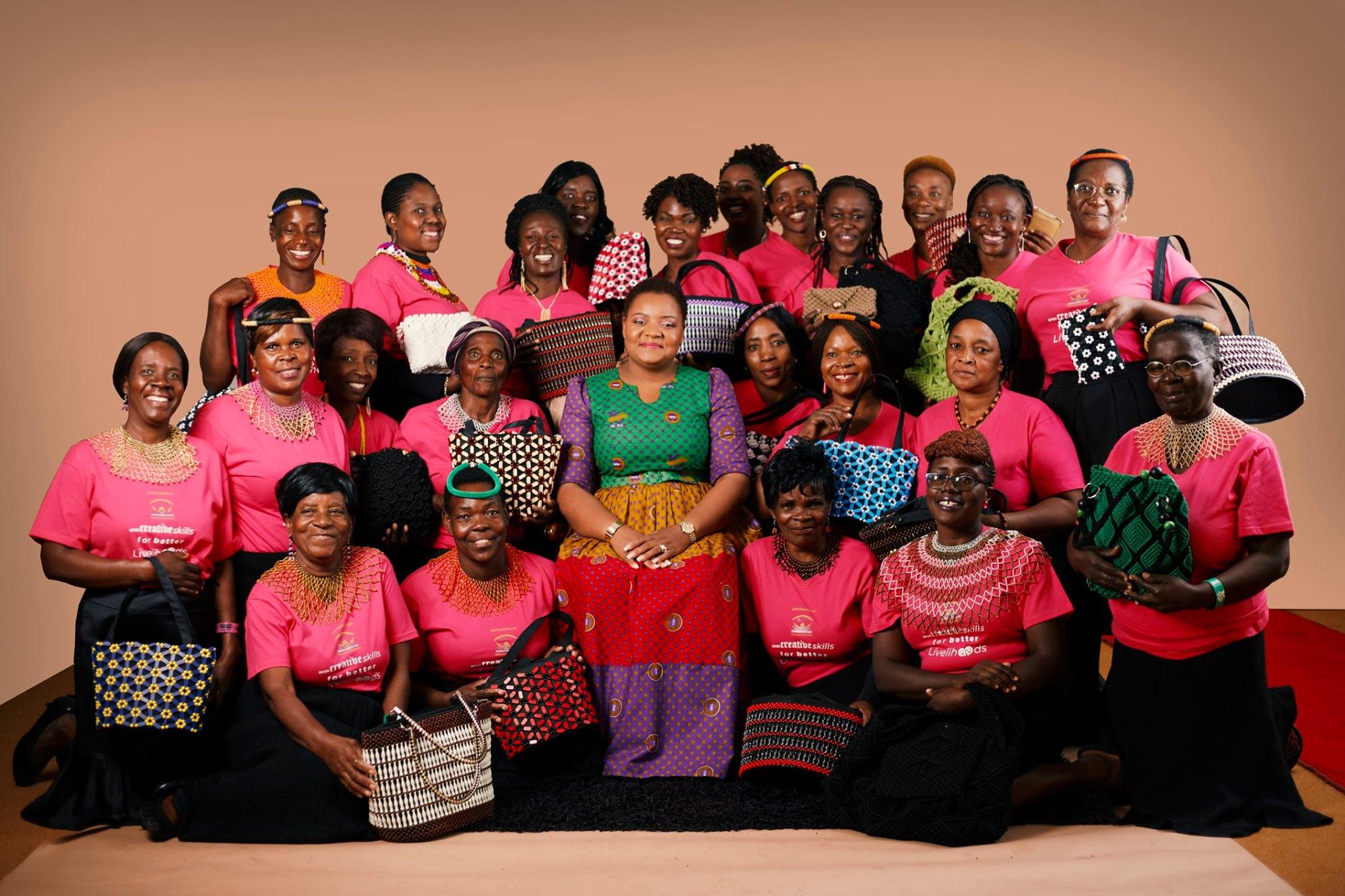 #AFCSkillsTrainingProgram Empowering Women